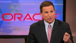 Oracle co-CEO Mark Hurd to take medical leave