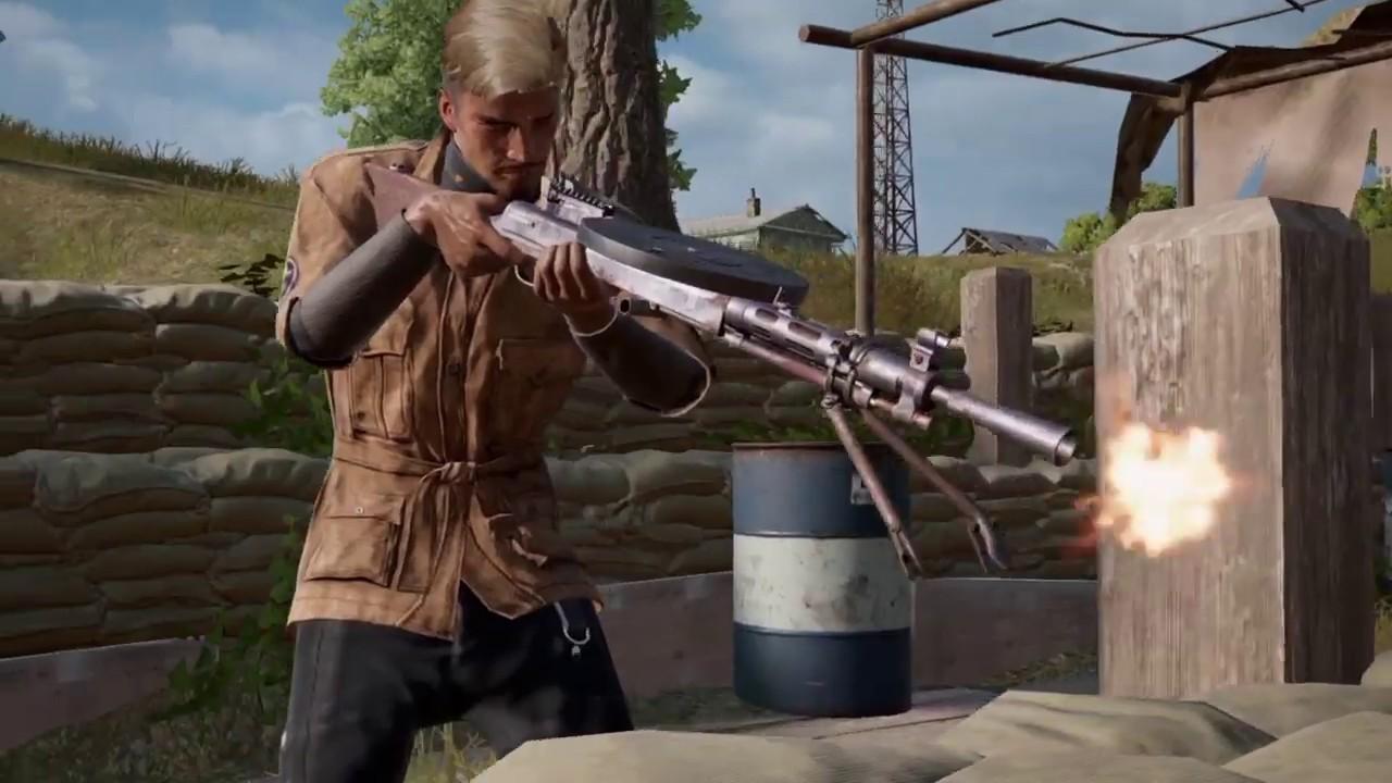 PS4《绝地求生》 第4赛季游戏影像
