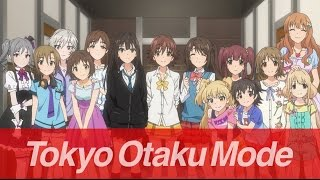 "New Trailer for July Anime ""The Idolmaster Cinderella Girls Second Season"""