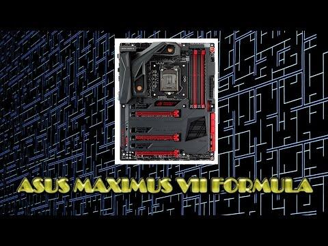 Геймерская плата ASUS MAXIMUS VII FORMULA - Обзор и ИМХО