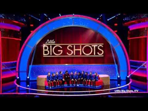 Dawn French hosts new kids talent , Little Big Shots – The Sun