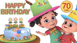 Happy Birthday song | Babies Songs | Jugnu Kids Nursery Rhymes & Kids Songs