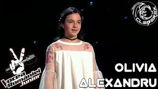 Olivia Alexandru - Smells like teen spirit (Vocea Romaniei Junior 15/06/18)