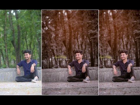 photo editing | Photoshop tutorial | background color changing | Magical Effect 2K18 | Tapash Editz thumbnail
