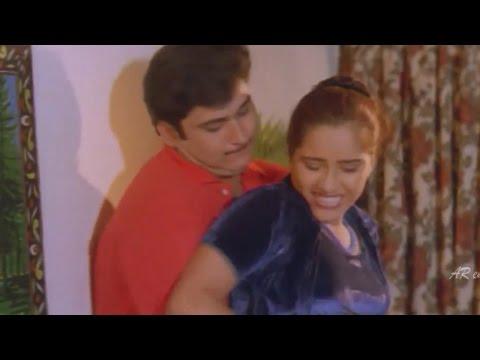 Dear Sneha Movie Scenes | Naushad Kidnaps Reshma & Locks in Bathroom | AR Entertainments thumbnail