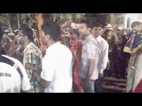 Holi celebration in.Maharashtra