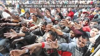 Il piano della Boldrini per la grande invasione (Nessuno)