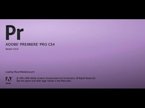 Видео уроки adobe premiere pro cs4 на русском