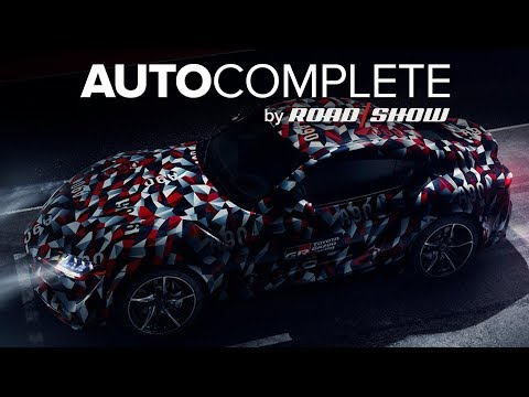 AutoComplete: Toyota Supra stays true with straight-six and RWD