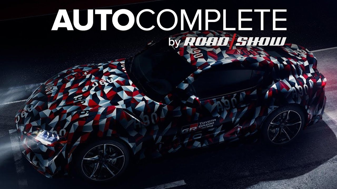 Autocomplete Toyota Supra Stays True With Straight Six And Rwd
