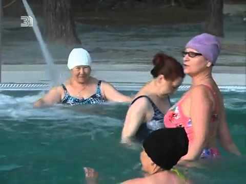 Суворовские бани Копейск - YouTube