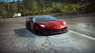 Need For Speed Heat Lamborghini Aventador Svj Roadster 19