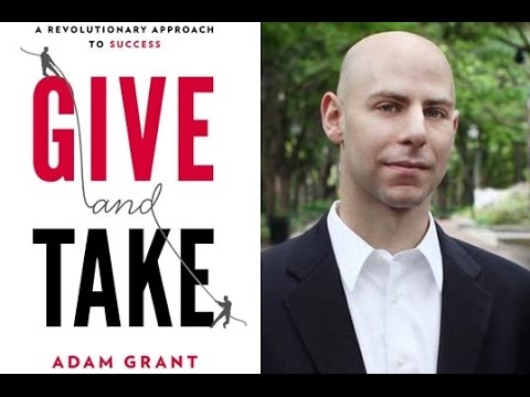 adam-grant---give-and-take-|-london-real
