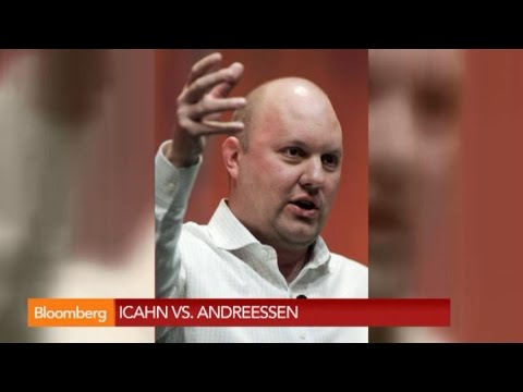 Carl Icahn: Andreessen Is What's Wrong With Corporate America