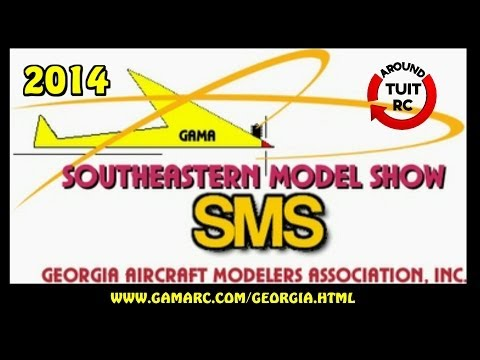 2014 Southeastern Model Show Largest RC Swap Meet in the US