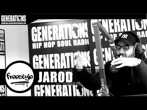 Youtube: Jarod –«Freestyle Bavon» (Live des studios de Generations)