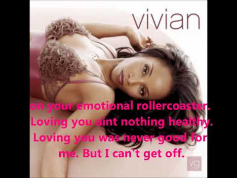 Vivian Green - Emotional Rollercoaster W/ Lyrics