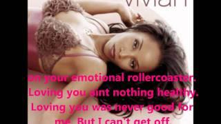 Vivian Green - Emotional Rollercoaster W/ Lyrics