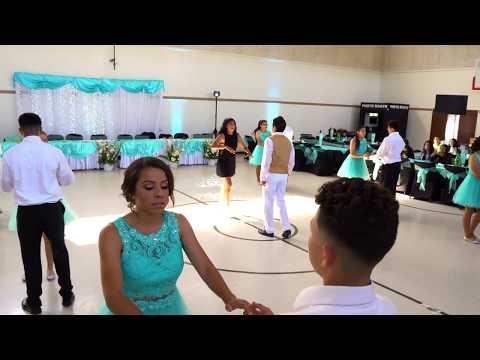Quinceanera Surprise Dance | Julianna Martinez