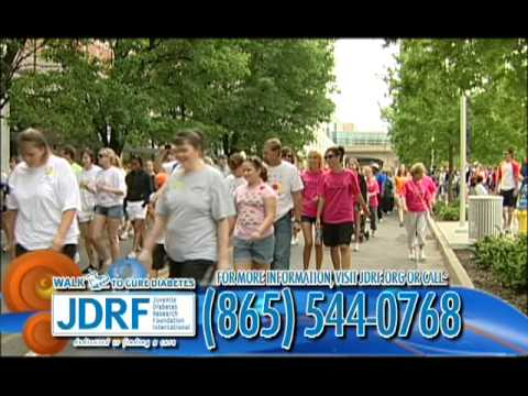 Knoxville 2010 JDRF Walk To Cure Diabetes • Knoxville, TN