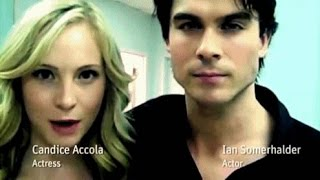 "∞ Ian Somerhalder - Candice Accola ll ""I love Candice.."" ∞"