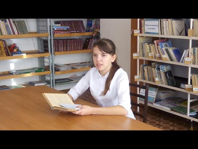 Изображение предпросмотра прочтения – АнастасияЯнке читает произведение «Декабрь и январь» М.И.Цветаевой