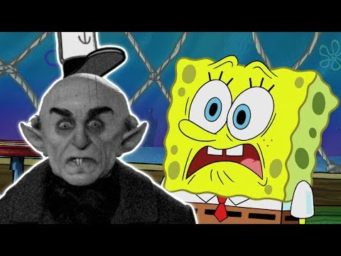 Nosferatu is BACK in Spongebobs The Night Patty Episode