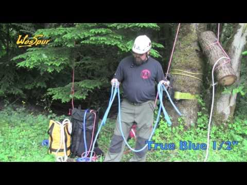Light Rigging Pt2 - WesSpur Tree Equipment