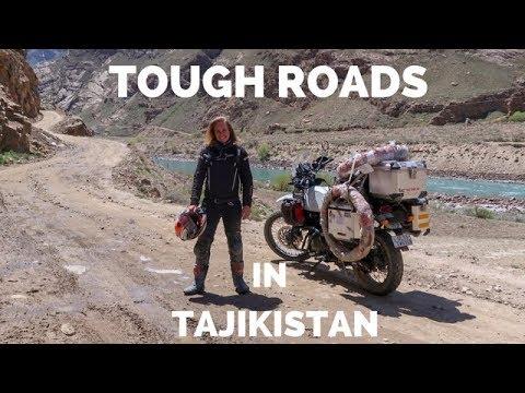 [Eps. 74] TOUGH ROADS IN TAJIKISTAN - Royal Enfield Himalayan BS4