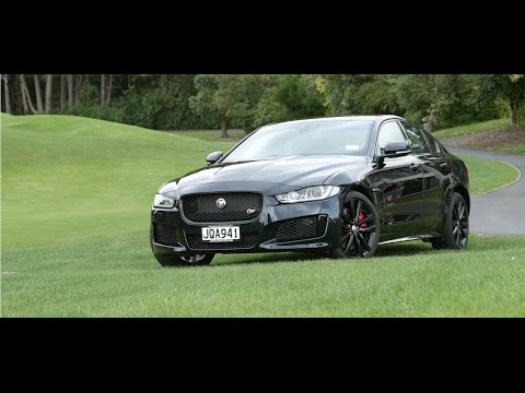 Jaguar XE-S - REVIEW - finally there's another viable exec car option