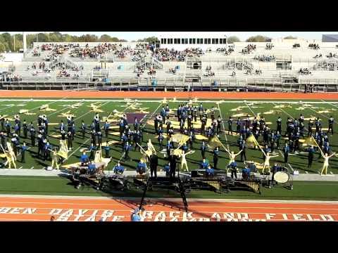 Homestead Spartan Alliance Marchin' Band - Semi State
