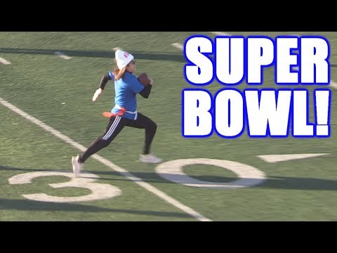 BEST SUPER BOWL EVER! | On-Season Football Series