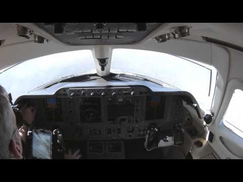 Landing Scottsdale with a TCAS alert!