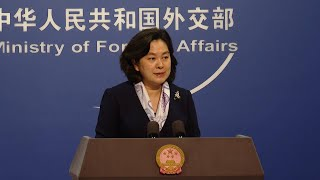 China refutes Australia's accusation of tweeting
