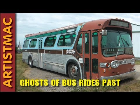 Ghosts of CTA Bus Rides Past