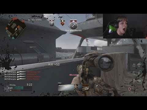 How OpTic Pamaj Finishes A Montage
