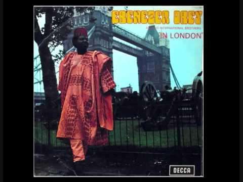 Ebenezer Obey ~ Egba Ijesha Ibadan