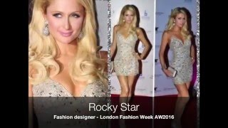 ART IN FUSION TV - Interview with Fashion Designer Rocky Star