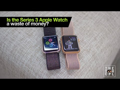 Should You Get The Series 3 Apple Watch?