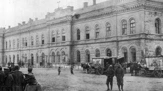 Історія залізниці в Коломиї(Багатьом відомо, що залізниця Галичини була прокладена швидше, ніж у Харкові та Києві. Про історію її створе..., 2016-12-21T08:49:05.000Z)
