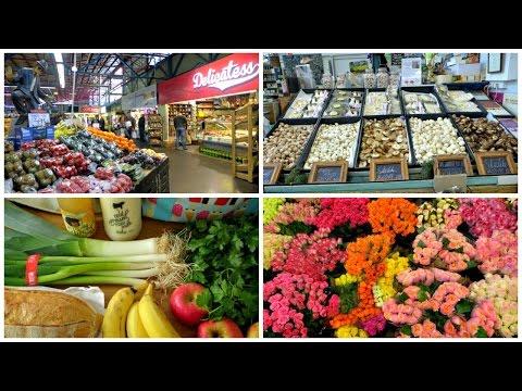 Prahran Market Tour and Grocery Haul