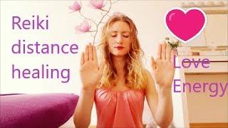 Reiki distance healing  Love Energy