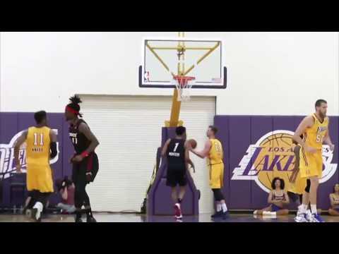NBA D-League Gatorade Call-Up: Briante Weber to the Charlotte Hornets
