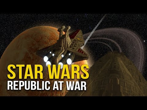 STAR WARS REPUBLIC AT WAR! Ep 30 - Invasion of Tatooine