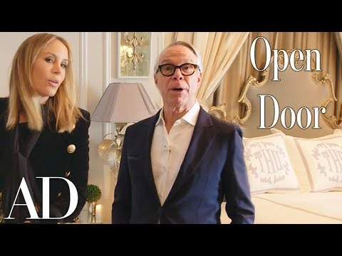 Inside Tommy Hilfigers $50 Million Plaza Hotel Penthouse | Open Door | Architectural Digest