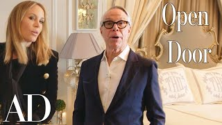 Inside Tommy Hilfiger's $50 Million Penthouse in the Plaza Hotel | Open Door | Architectural Digest thumbnail