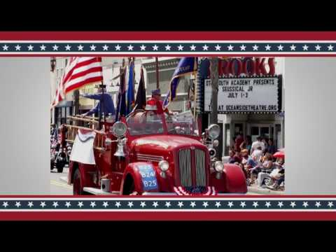 Oceanside Independence Day Parade 2017