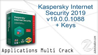Kaspersky  2019 + Lic Till 2021 is Here! [Latest]