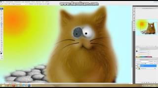 Как поменять цвет глаз фотошопом-cs3