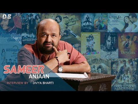 """EK MULAKAT"" Part-1 with Sameer anjaan (Bollywood Lyricist)"